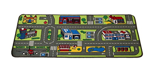 Children's Factory Learning Carpets Value City Life Play Carpet, 27'' x 60'' by Children's Factory (Image #1)