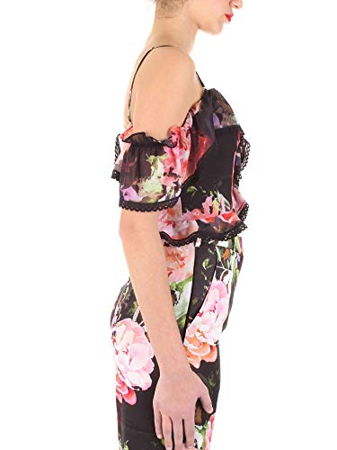9014z Petal By Body Guess Donna E Nero Top 92g479 Marciano Fwt41P
