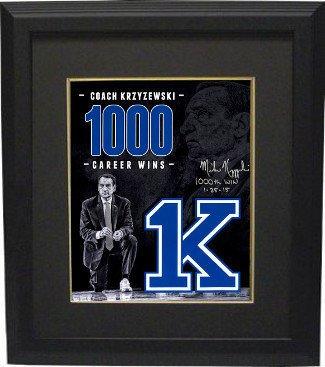 1000 wins coach k - 9