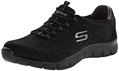 Amazon.com | Skechers Sport Women's Empire Rock Around Fashion Sneaker