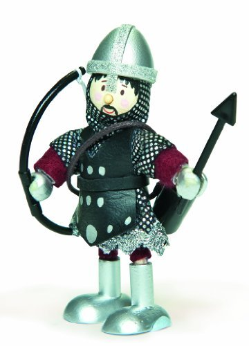 Archibald the Archer Budkins Doll by Le Toy Van