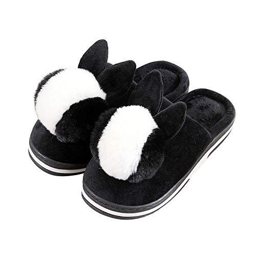 A In Antiscivolo Cotone Interni Di Zlululu Forma Casa Pantofole Da Zlulu Slippers Per Animale Caldo Cotone Donna wfxnBXxqz