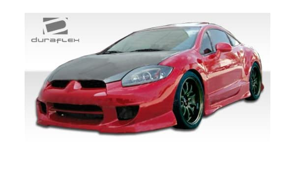 5 Piece Body Kit Compatible For Mitsubishi Eclipse 2006-2012 Duraflex ED-YIS-238 Spirit Wing Trunk Lid Spoiler