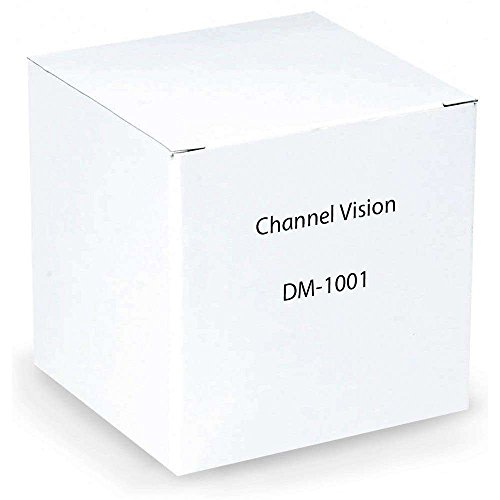 Channel Vision Digital Modulator - Channel Vision Digital Cable Modulation Kit - 1 Input / 1 TV Control Run