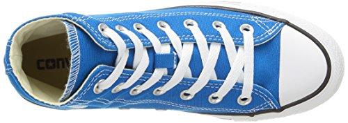 Converse Bleu Altas Azul Mujer Season Zapatillas Hi CTAS Cyan para BqBwTF6