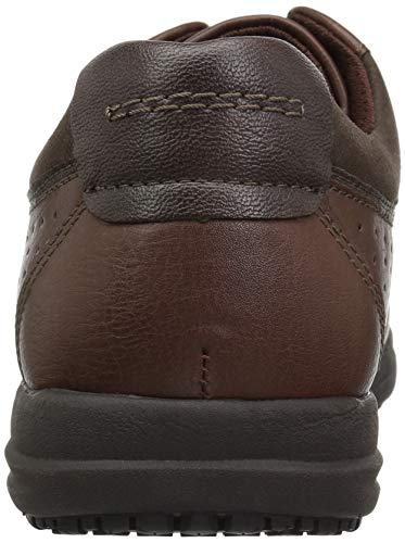 Nunn Food Brown Stefan Men's Bush Service Shoe qBqRrtw
