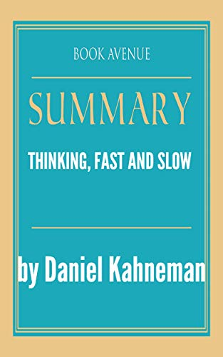 Think Fast And Slow Ebook