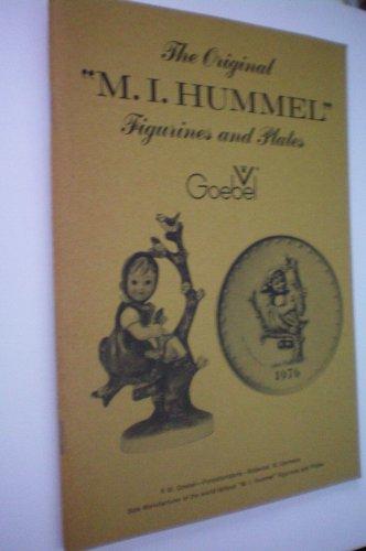 The Original M. I. Hummel Figurines and Plates -- Goebel -- - Hummel 1976 Plate
