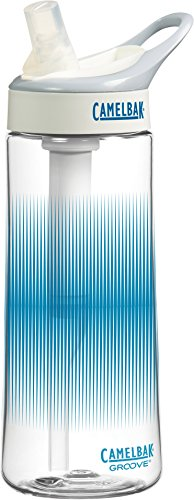CamelBak Groove Filtering Water Bottle, 0.6 L, Waterfall