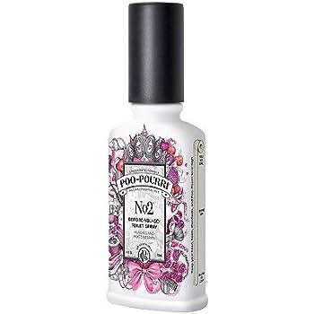 Poo-Pourri Before-You-Go Toilet Spray 4-Ounce Bottle, No. 2 - OLD BOTTLE STYLE