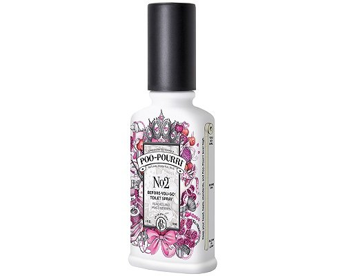 Poo Pourri Before You Go Toilet 4 Ounce Bottle product image