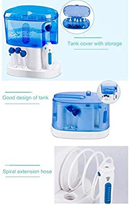 Water Flosser Sistema de Enjuague Nasal eléctrico - Kit de ...