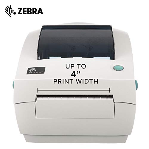 Best Zebra label printer 4x6 (August 2019) ☆ TOP VALUE