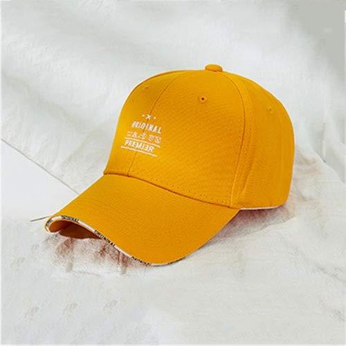 RUIJIJ Gorra de béisbol Hombre Mujer 100% algodón Gorras ...