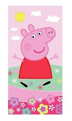Peppa Pig Bath Towel by Peppa Pig