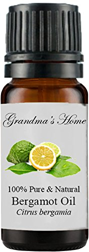 Grandma's Home Essential Oils - 100% Pure Therapeutic Grade (Bergamot, 10 mL)