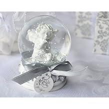 Artisano Designs Angel Kisses Cherub Snow Globe Favor