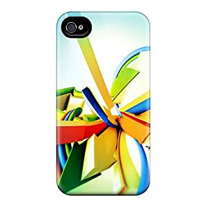 Durable 3d Stripes Back Cases/covers For Iphone 6