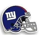 "New York Giants 12"" Helmet Car MagnetHigh Quality"