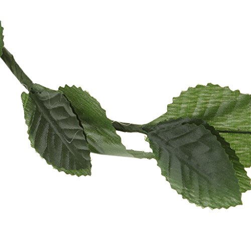 MagiDeal Green Leaf Roman Greek Goddess Laurel Wreath Fancy Dress Costume Headband -