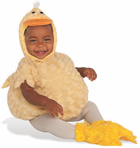 Rubie's Baby Duckling Costume, As As Shown Toddler