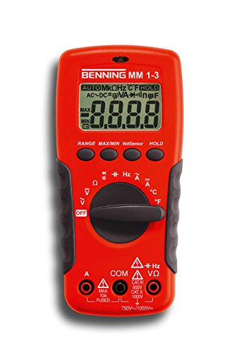 Benning MM1-3 digital multimeter, 044083