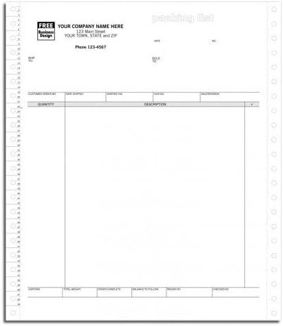 Four Star Plastics-4.5x5.5 Packing List Envelopes-1000//Case 2 Cases