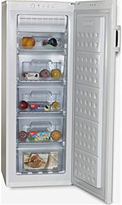 Congelador vertical Rommer CV160NFA+, 144x55x58cm,: Amazon.es ...