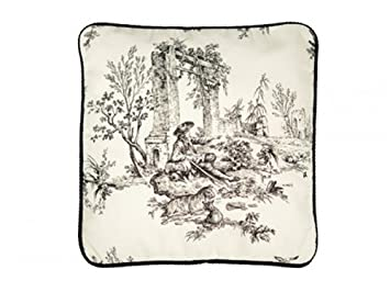 Thomasville Bouvier Square Piping Pillow