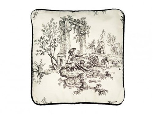 - Thomasville Bouvier Square Piping Pillow