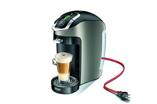 DeLonghi America EDG657T Nescafe Dolce Gusto Esperta 2 Espresso and Cappuccino Machine, Silver