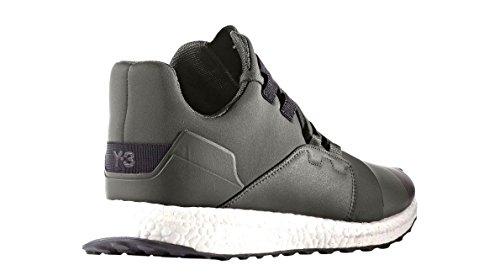 Sneakers Basse Da Uomo Kozoko Y-3 Nero Oliva / Nero