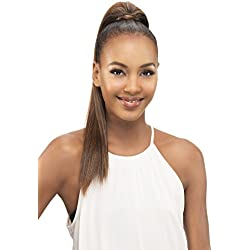 Vivica A Fox Hair Collection PB183-V New Futura Synthetic Fiber Pocket Bun, 2, 8.8 Ounce