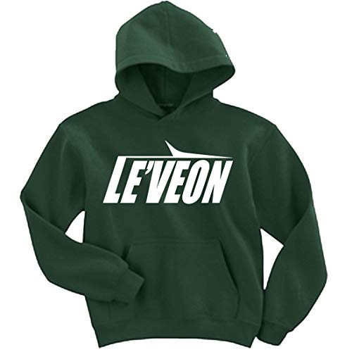 - Forest New York Le'Veon Logo Hooded Sweatshirt Youth