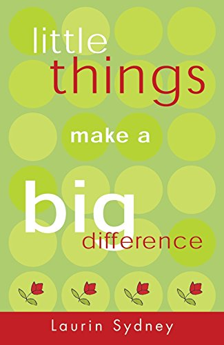 Download Little Things Make A Big Difference (Puffy Books) PDF