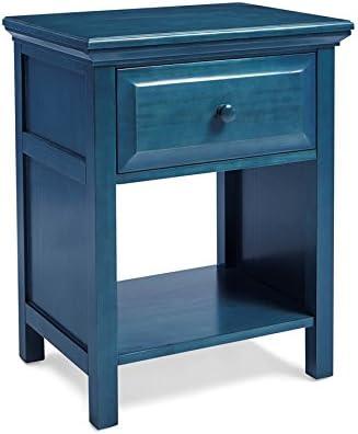 Mantua Cottage Style Wedgewood Blue Nightstand