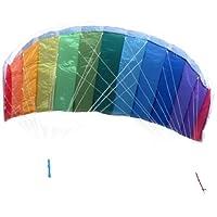 En la brisa 2973, arcoiris.
