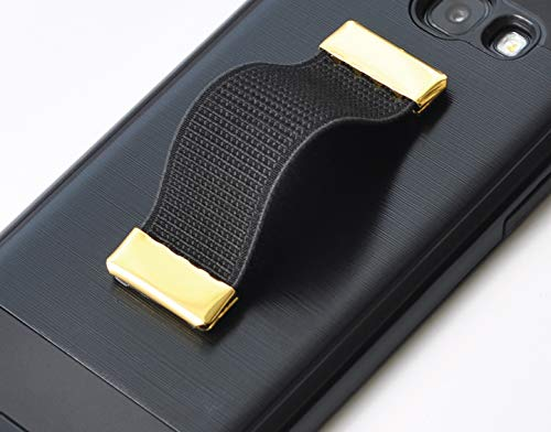IStick Cell Phone Strap Holder - The Most Comfortable Grip - Create Your Own Loop - One Hand Texting, Photos, ()