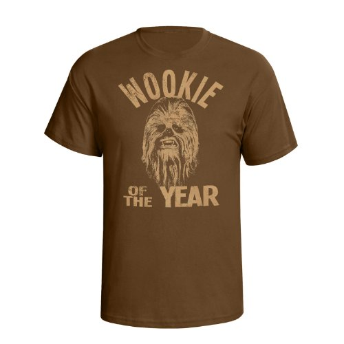 Wookie Of The Year Mens Movie Inspired t shirt