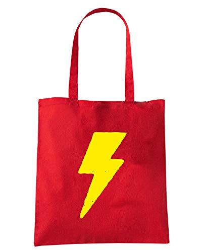 Speed Shirt Borsa Shopper Rossa OLDENG00777 SHELDON