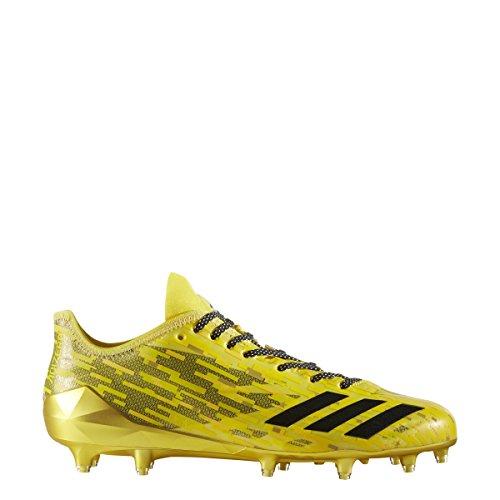 Adidas Adizero 5star 6.0 Esercito Intinto Tacchetta Mens Calcio Vivido Giallo-nero-vivido Giallo