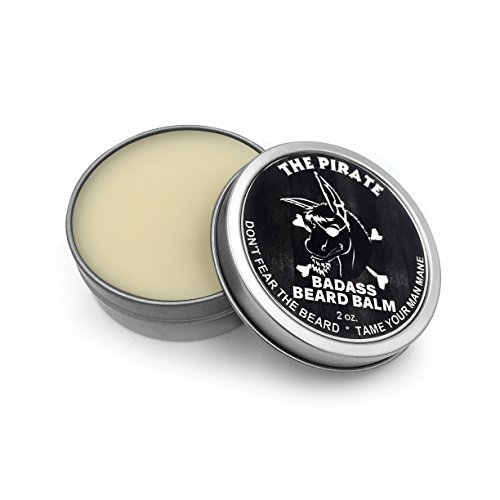 Badass Beard Care Balm Ingredients