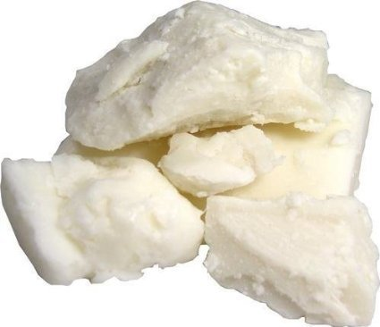 Yellow Brick Road 100% Raw Unrefined Shea Butter-African Grade a Ivory 1/2 Pound (8oz)