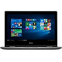 Dell Inspiron i5368-1214GRY 13.3 FHD Laptop (6th Generation Intel Core i3,4GM RAM, 500 GB HDD) Microsoft Signature Image