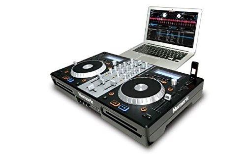 Numark MixDeck Express | Premium DJ Controller with CD & USB Playback [2011 Model]