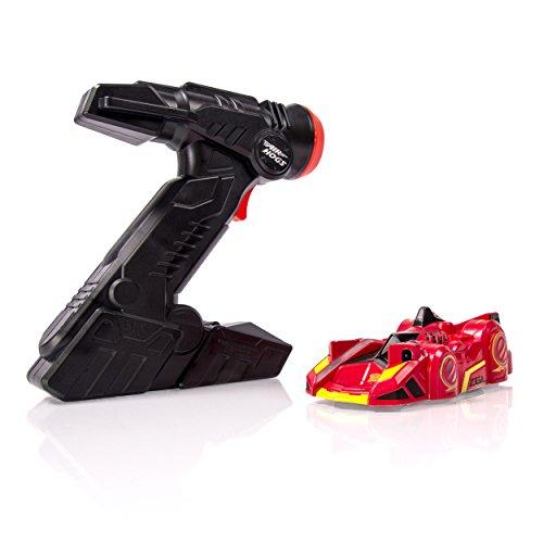 Air Hogs RC - Zero Gravity Laser Racer - Red (Air Hogs Laser Zero Gravity Racer)