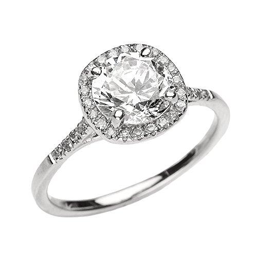 10 Ct Diamond Ring Price - 1
