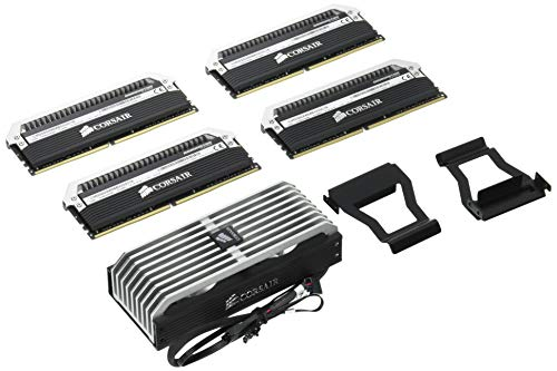 Corsair Dominator Platinum 32GB (4x8GB) DDR4 3333MHz C16 Desktop Memory