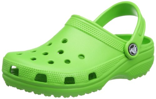 Classic lime – Bambini Verde Unisex Kids Crocs Zoccoli BxRPAPw