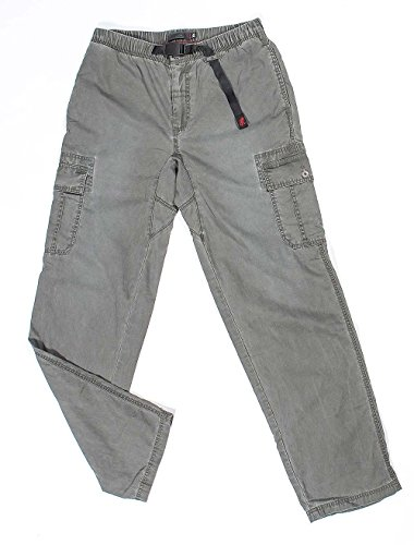 (Gramicci Mens Original G Cargo Pant, Asphalt Grey,)